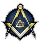 SQ & C Masonic Car Decal